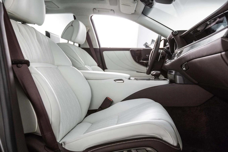 2018 Lexus LS First Look Review Motor Trend