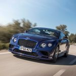 2017 Bentley Continental Supersports front three quarter in motion 03 1