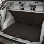 2017 Jeep Compass Limited cargo