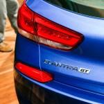 2018 Hyundai Elantra GT hatchback badge