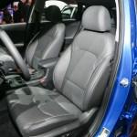 2018 Hyundai Elantra GT hatchback front interior seats