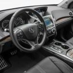 2017 Acura MDX Hybrid interior 03