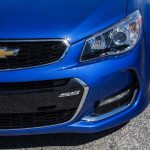 2017 Chevrolet SS grille