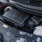 2017 Mercedes Benz Metris engine