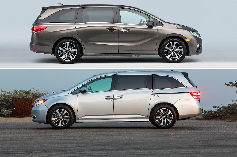 2017 Honda Odyssey Vs 2018 Honda Odyssey Buy Now Or Wait