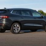 2018 Buick Enclave Avenir rear side view