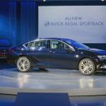 2018 Buick Regal Sportback front side