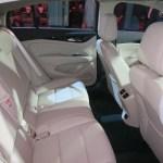 2018 Buick Regal Sportback rear interior seats