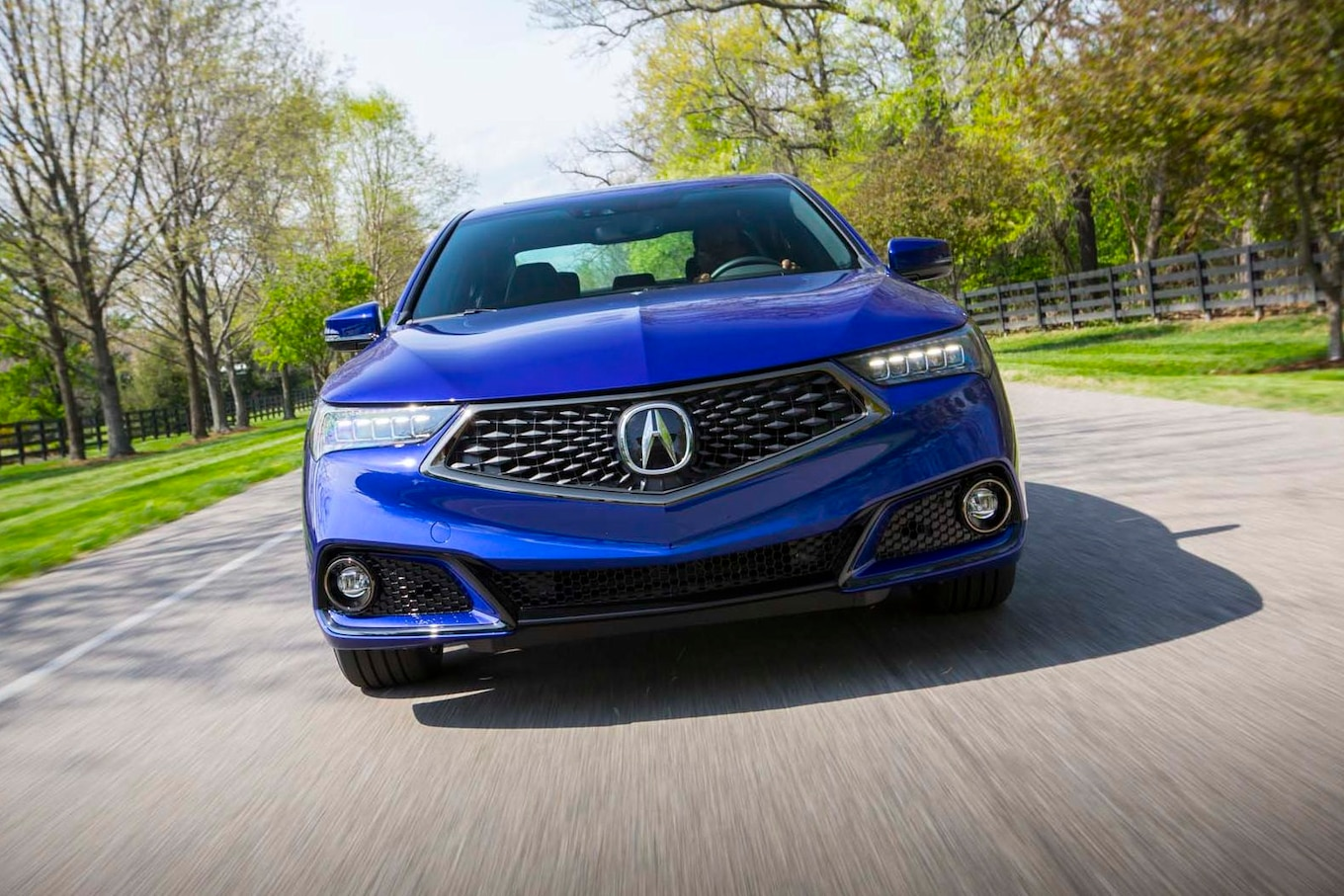 2018 Acura TLX First Drive Luxury AND Logic Motor Trend