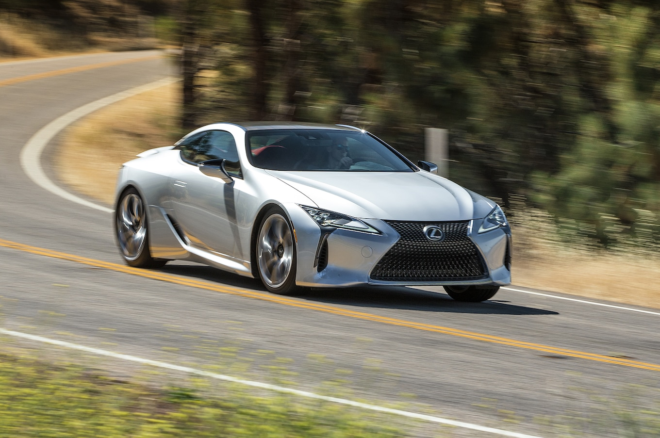 Lexus LC 500 8th Place – 2017 Motor Trend s Best Driver s Car