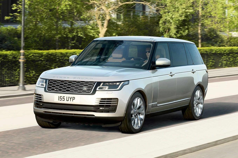 2019 Range Rover P400e Can Travel 31 Miles in EV Mode Motor Trend