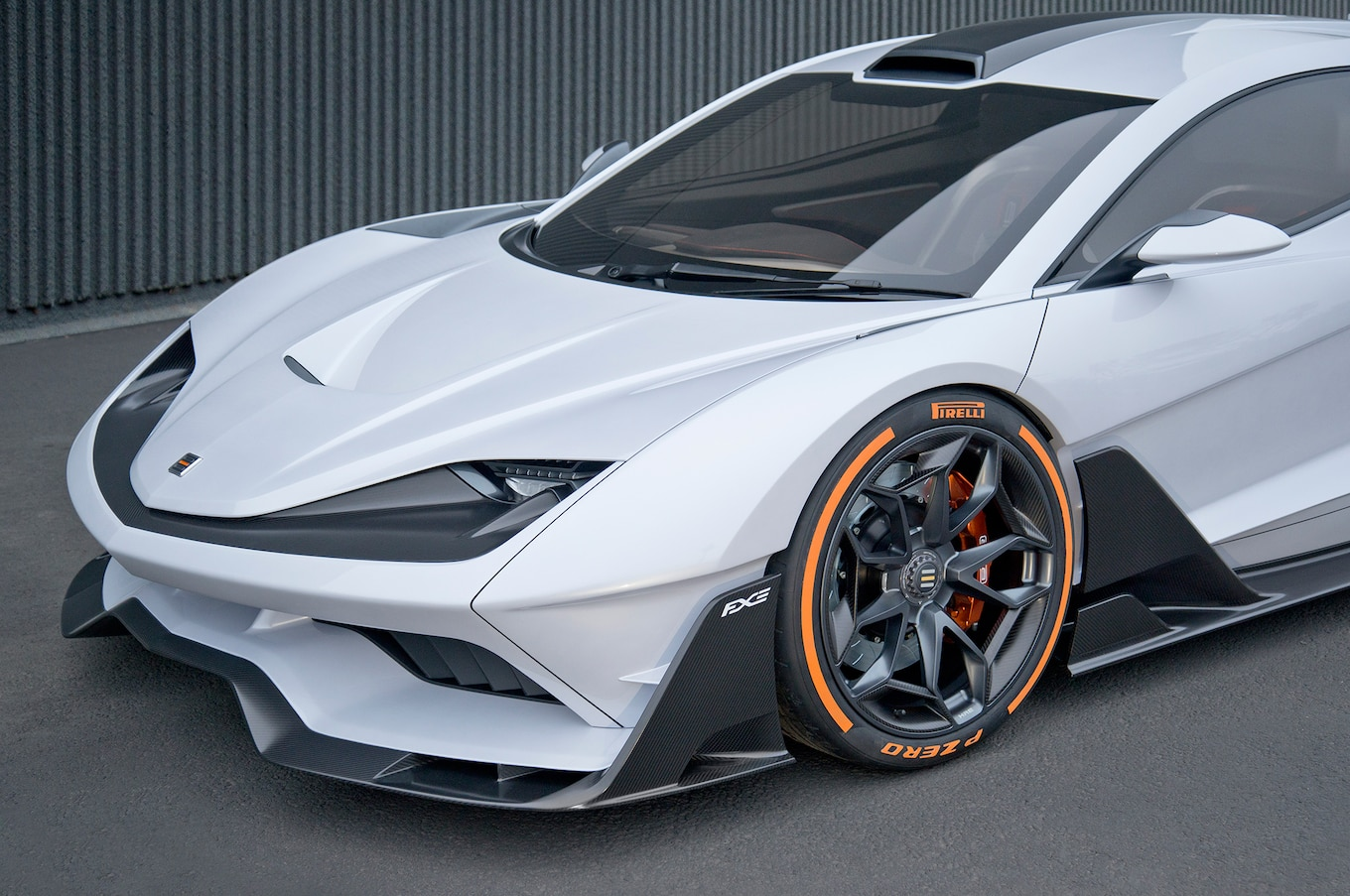 2019 Aria Fxe Hybrid Hypercar Makes Debut In L A With