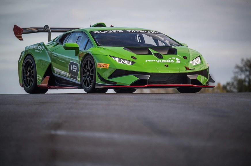 2018 Lamborghini Huracán Super Trofeo EVO Review: The ...