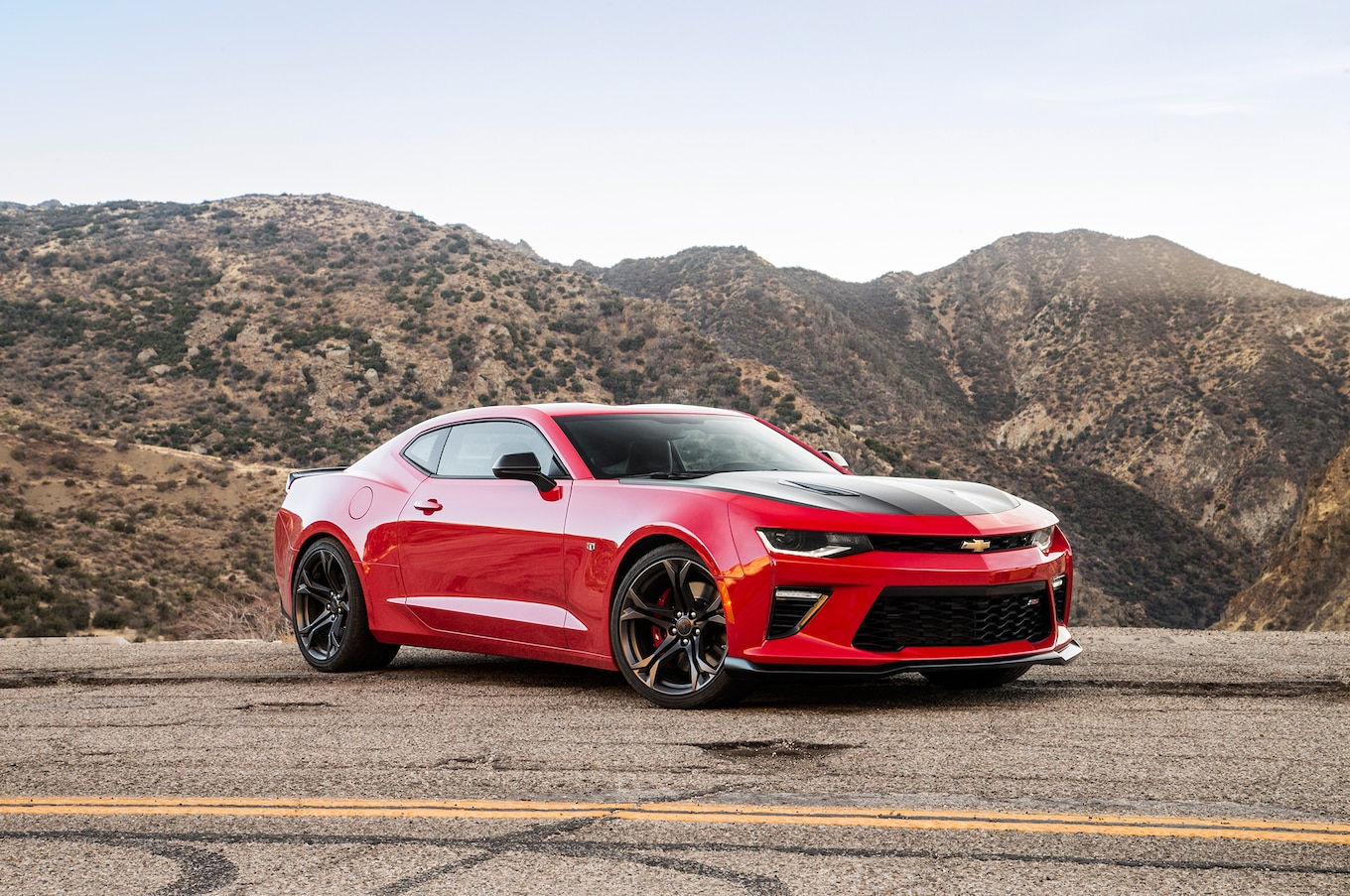 2018 Chevrolet Camaro Ss 1le Vs 2018 Ford Mustang Gt