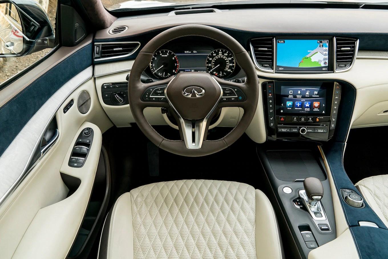 2019 Infiniti QX50 Interior 05 Motor Trend