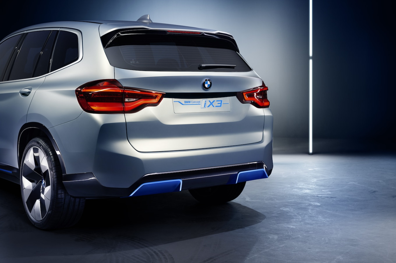 Bmw Introduces All Electric X3 Concept Motor Trend