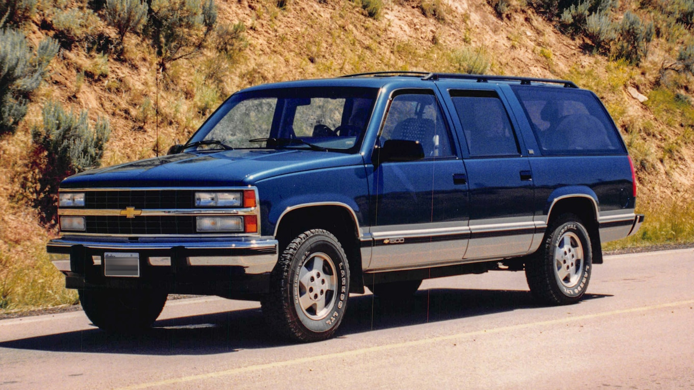 celebrity drive randy stine of straight no chaser \u2013 car 2004 Chevy Suburban his dad always wanted to do a big road trip, so the following summer, after they\u0027d finally gotten the suburban, the family went on a 6,000 mile road trip,