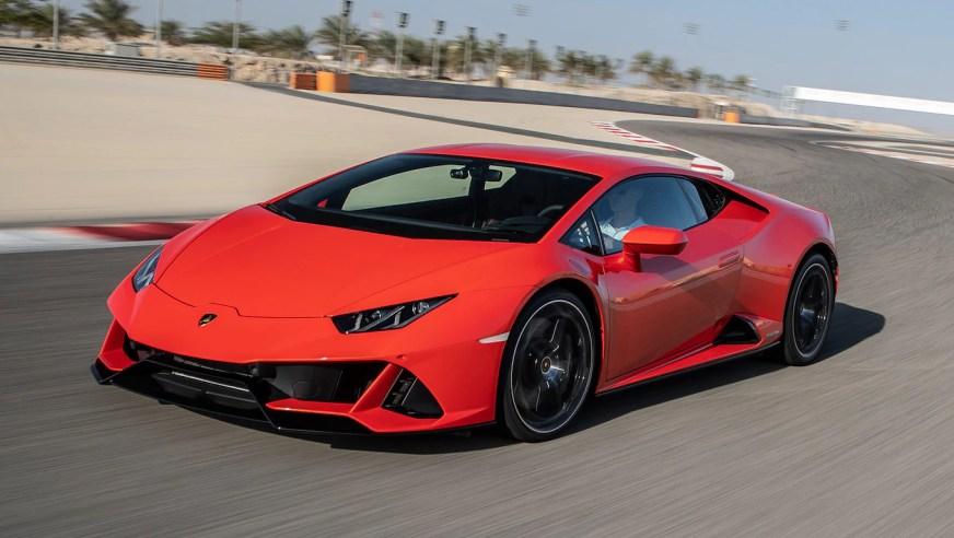 Here's Why the Lamborghini Huracan Evo Ditches the LP ...