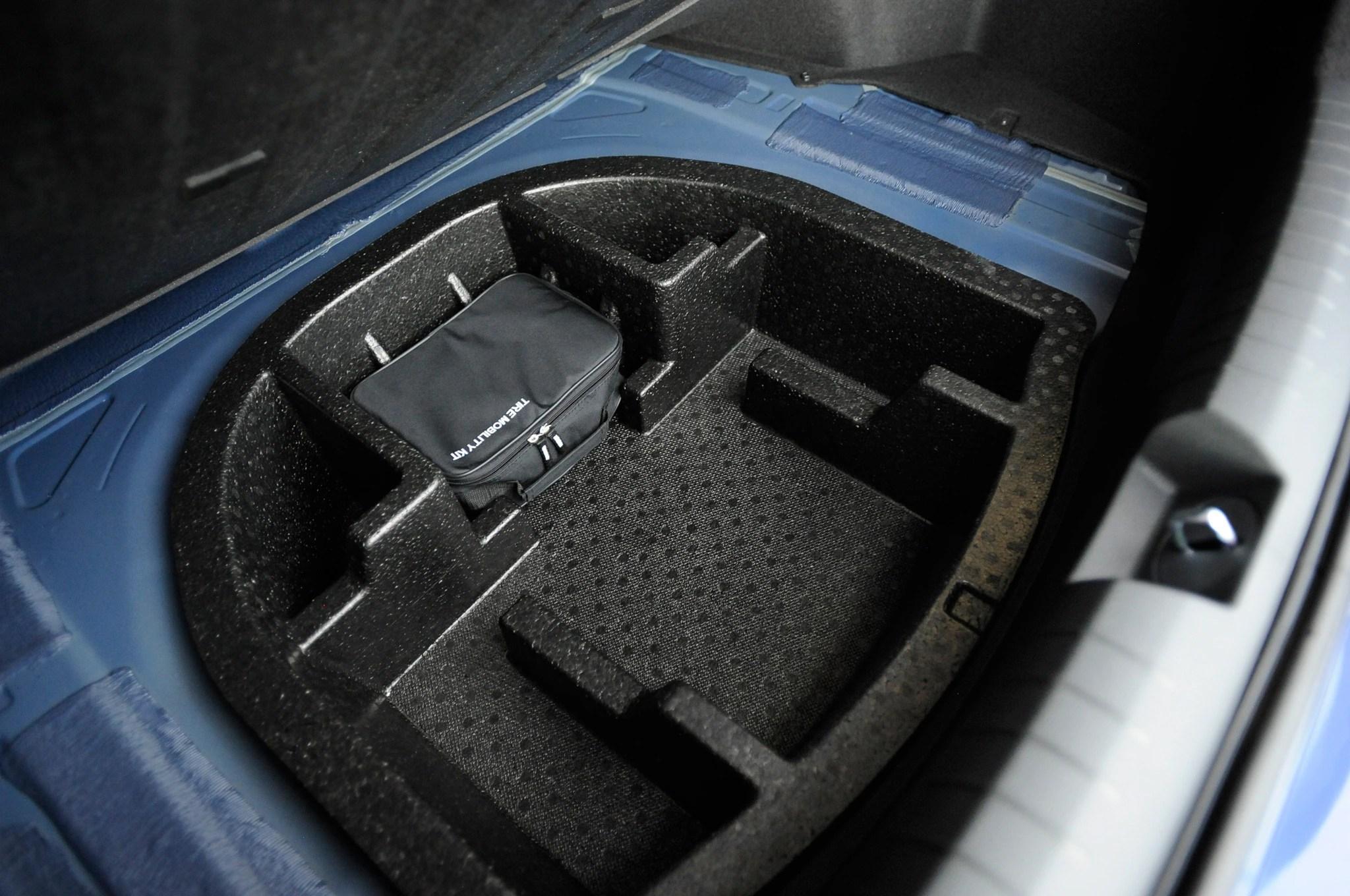 2015 Hyundai Sonata Eco Rear Spare Tire Motor Trend En