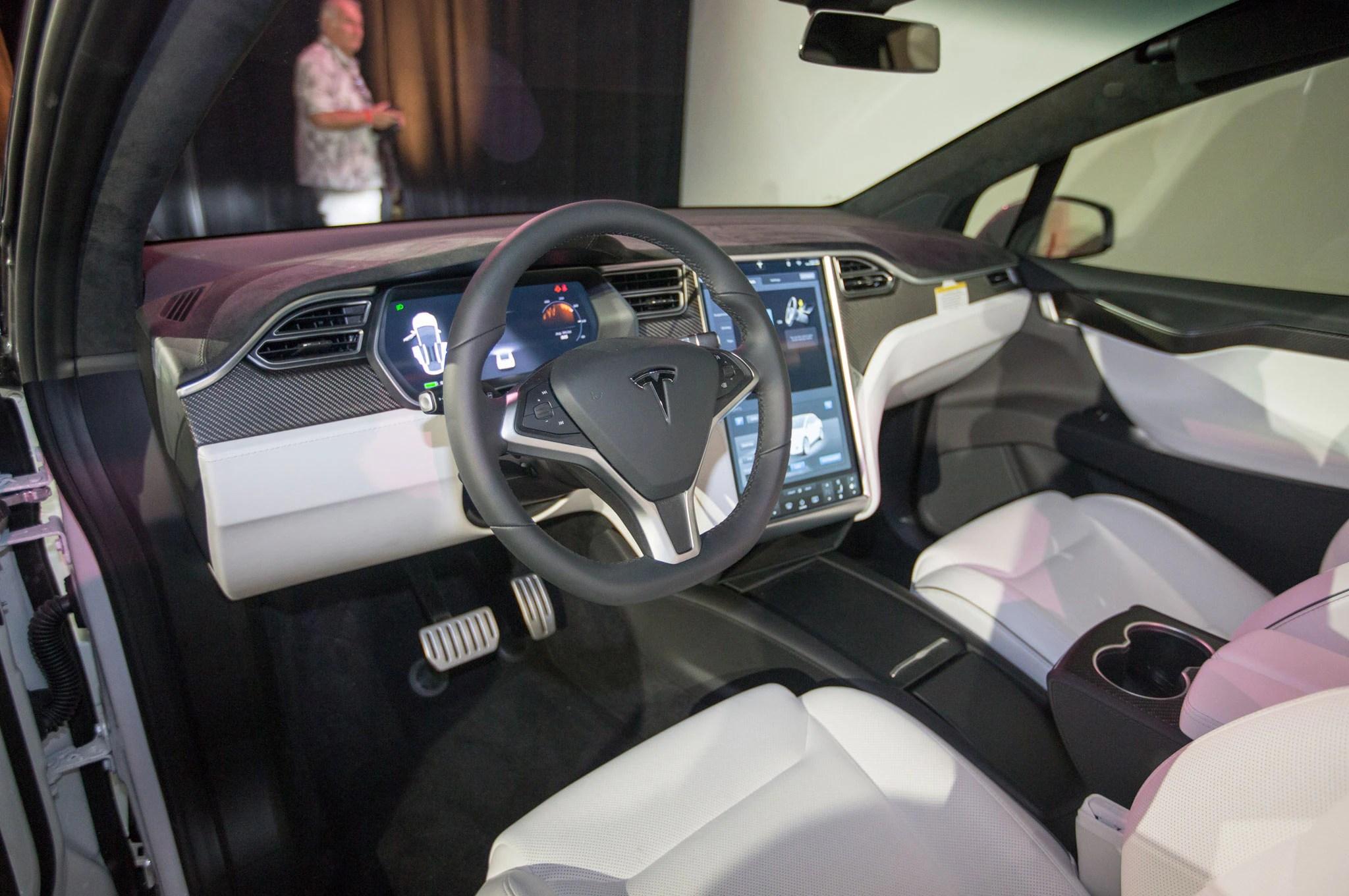 Tesla Model X 2016 Disponible Desde 81200