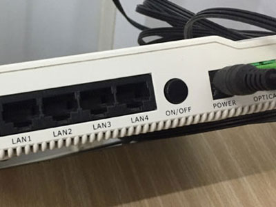 Kiểm tra Router