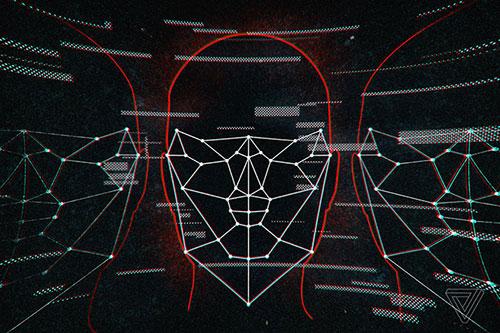 Phần mềm xác định 80 điểm nút trên khuôn mặt người