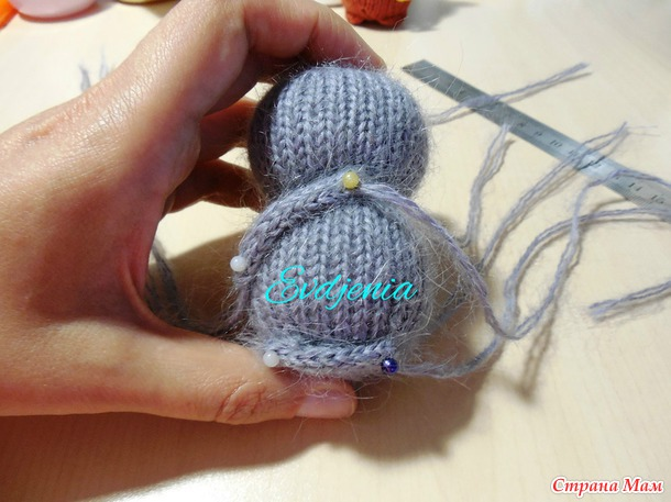 Knit Fluffy Kitty, Foto № 14