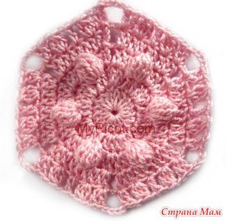 . Костюм для Афродиты от Oscar de la Renta. Crochet 2013.