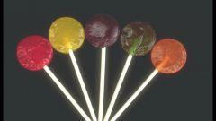 Hur man gör sockerlollipops