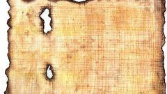"""Hur man gör en """"papyrus"""" från flickvän"""