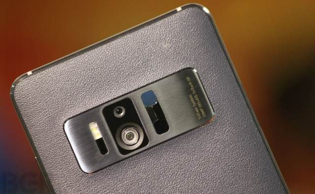 asus zenfone ar review rear camera