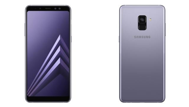 Samsung Galaxy A8 (2018) cover