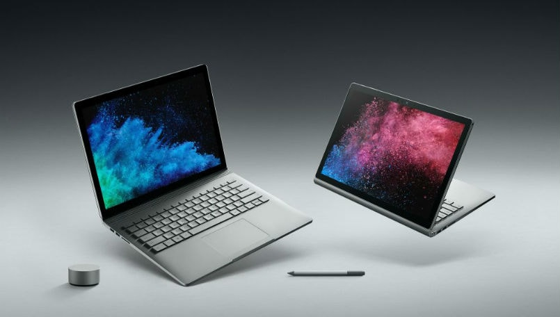 Microsoft Surface Book 2 with Intel 8th-gen Core i5 processor launched