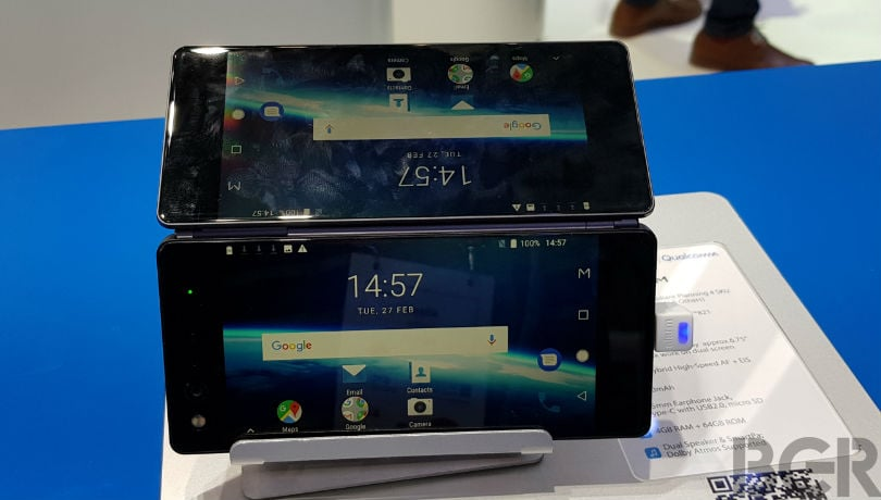 ZTE Axon M first impressions: Foldable dual screen innovation for the masses