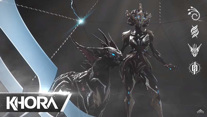 Warframe Beasts Of Sanctuary Update Is Now Out For