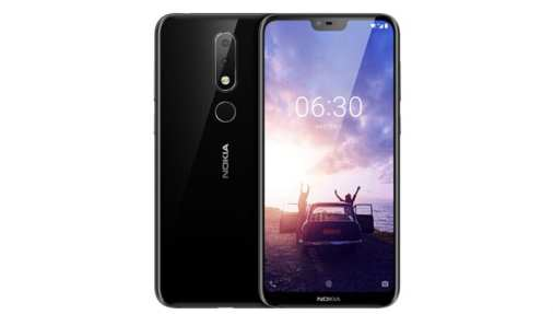 Nokia X6 with AI-powered dual-rear cameras, face unlock, iPhone X-like display notch launched