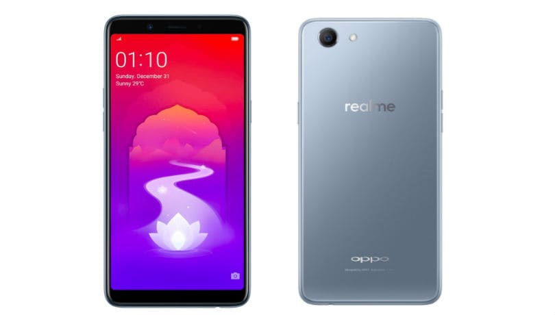 Image result for Oppo RealMe 1 (3GB RAM variant)