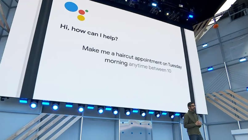 Google Duplex appointment making feature rolled out to 'small group' of Pixel users