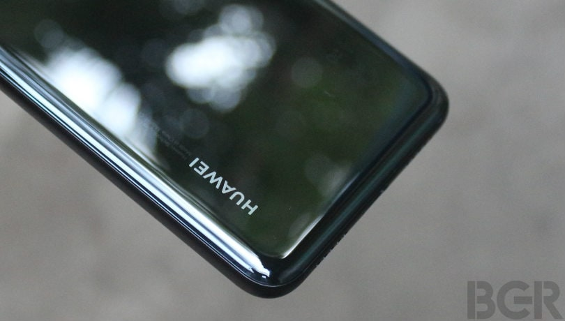 Huawei likely to launch an in-screen camera smartphone before Samsung