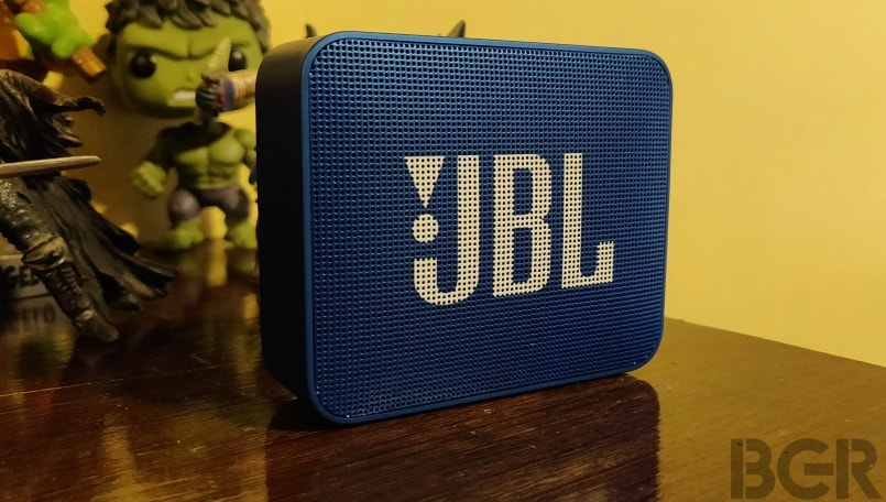 JBL Go 2 Portable Wireless Speaker Review: Small, but capable