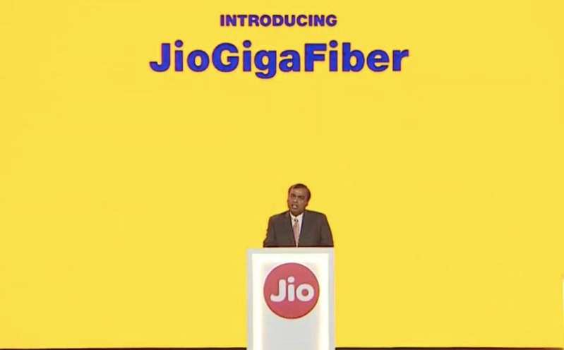 Reliance AGM 2019: JioGigaFiber, GigaTV could launch on August 12; here is all you need to know