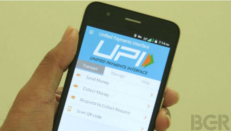 UPI, UPI Payments, Unified Payments Interface