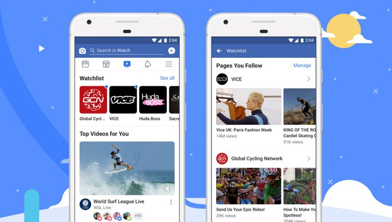 Facebook banking on social video watching as it enters the streaming video arena