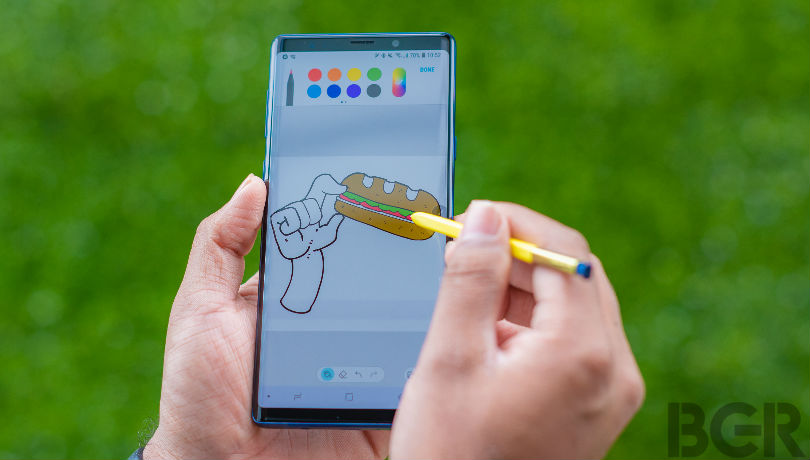Samsung Galaxy Note 9 Review: Undisputed king of the ring
