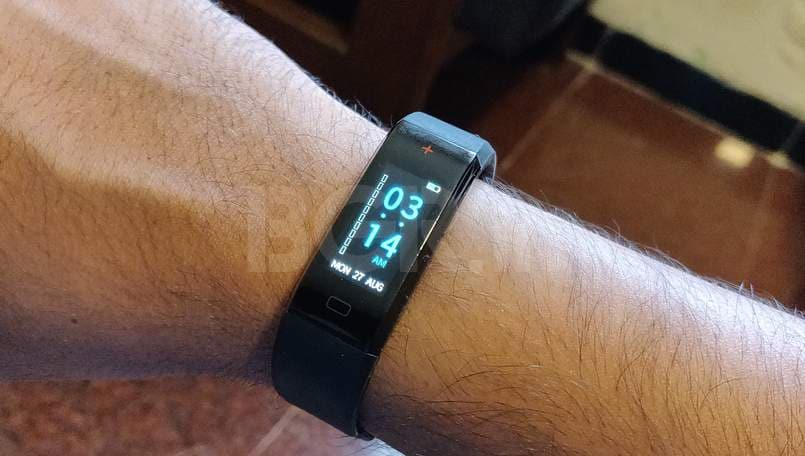 GOQii Vital Review: More fitness focussed than the Apple Watch