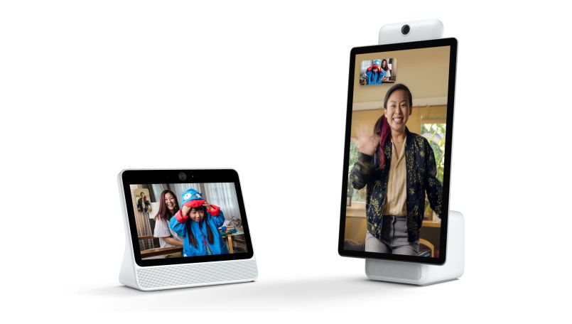 Facebook Portal home video device could be used to collect data and target ads to you