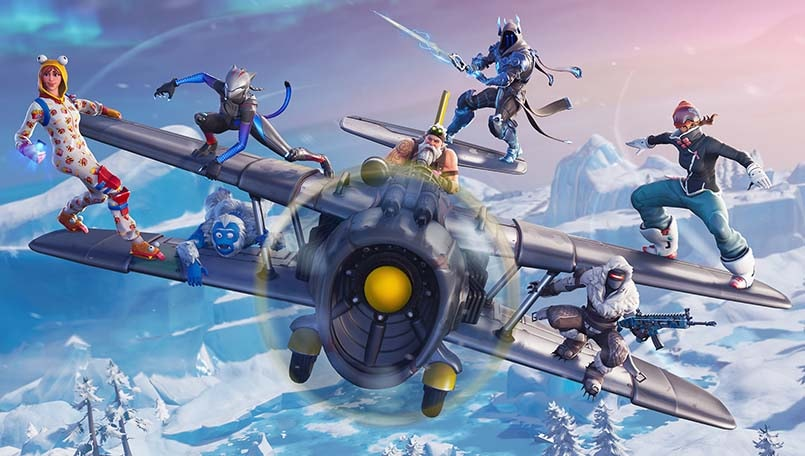 Fortnite earned Epic Games $3 billion in 2018
