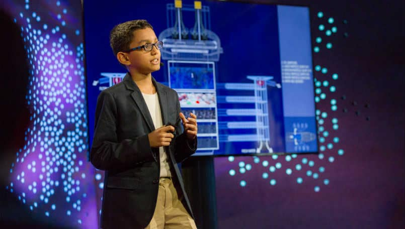 Meet Haaziq Kazi, the 12-year-old who wants to clean plastic waste from the ocean