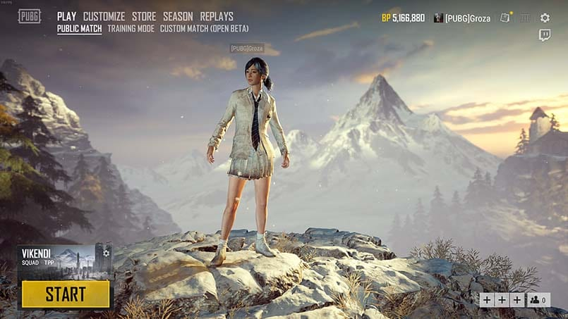 PUBG Update 24 Introduces Vikendi Snow Map And Weather Snowmobile And New Weapon BGR India