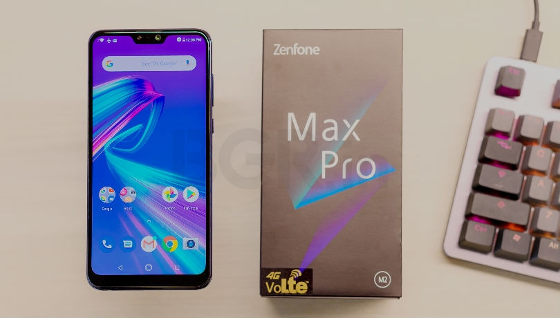 Asus Zenfone Max Pro M2 Review: More than a battery powerhouse